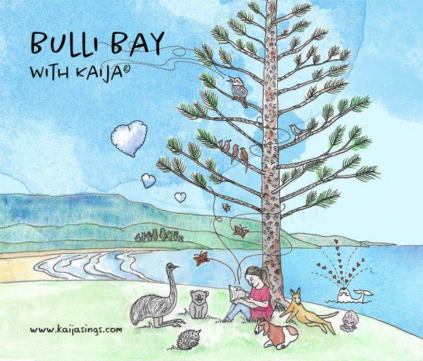 Life Rhythms Music, Album, Bulli Bay